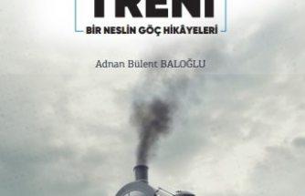 'Stockholm Treni Bir Neslin Göç Hikayeleri' yeni baskısıyla kitapçılarda