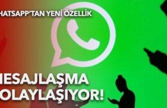 WhatsApp'ın beklenen özelliği geldi: Mesajlara emojiyle tepki verilebilecek