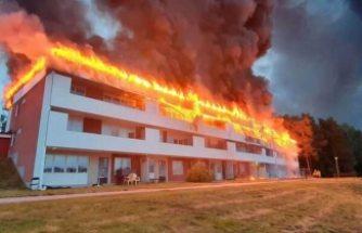 Söderhamn yangını can aldı
