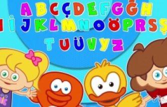 Sevimli Dostlar Eğitici Çizgi Film Çocuk Şarkıları