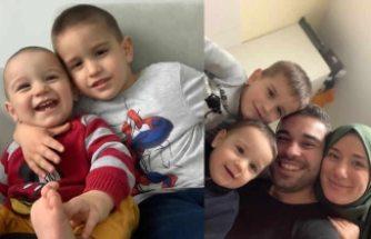 Alman gençlik dairesi Türk ailenin iki çocuğuna el koydu