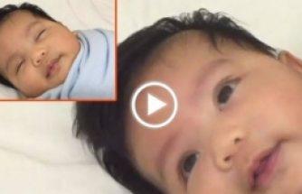 Bebeği 1 dakikada uyutacak yöntem buldular