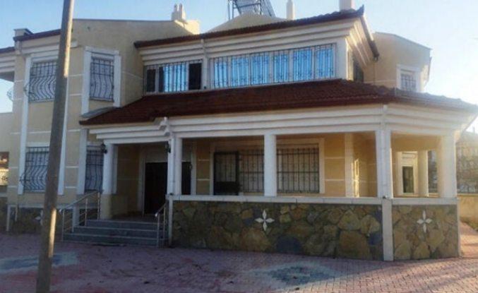 Gurbetçinin Konya  Kulu'daki evine hırsız girdi