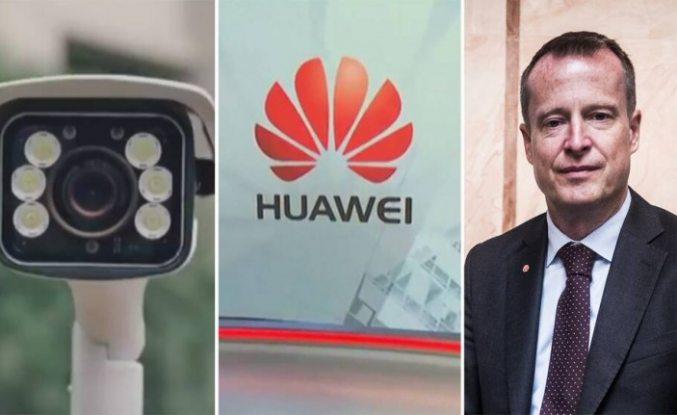 Huawei' Ye İsveç'ten 5G Ağı Için Yeşil Işık