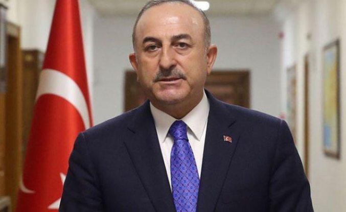 Bakan Çavuşoğlu duyurdu: UNICEF ile mutabakata vardık