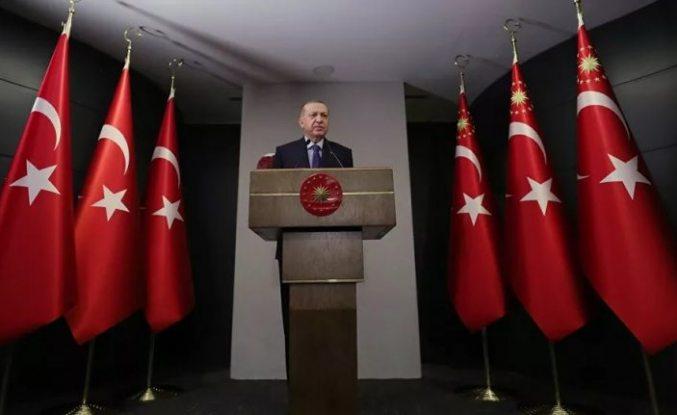 Cumhurbaşkanı Erdoğan: 1 Haziran itibarıyla atılacak adımları açıkladı