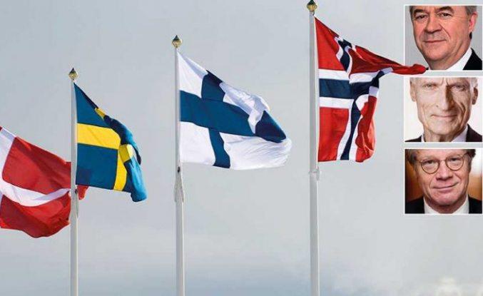"""Eski bakanlar uyardı! """"Irkçılığı ateşliyorsunuz"""" sınırların kapanması İskandinav birliğine zarar veriyor"""