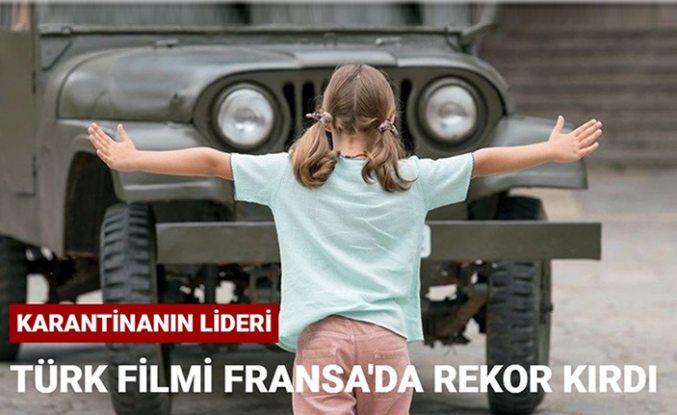 Türk Filmi Fransa'da rekor kırdı