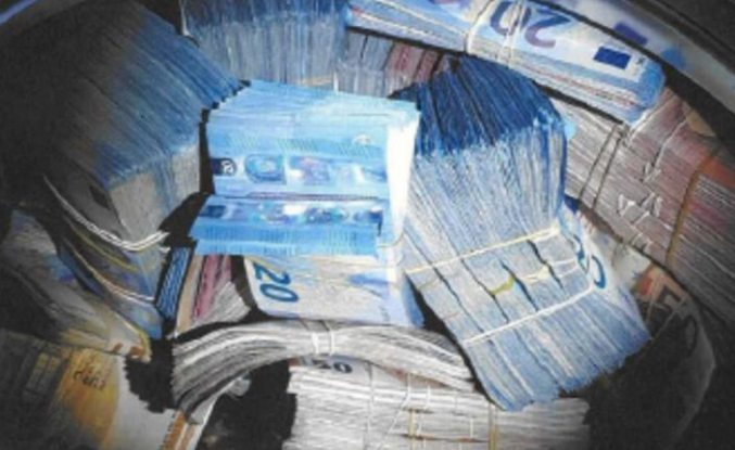 Danimarka'da 300 milyon SEK'lik dolandırıcılık