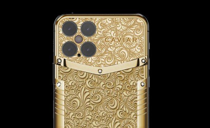 İşte 23.000 dolarlık iPhone 12 Pro