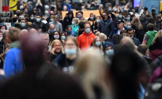 Almanya'da riskli bölge sayısı 129'a yükseldi