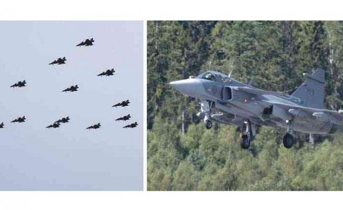 ABD, Saab'ın ürettiği savaş uçaklarını casus kullanarak araştırdı