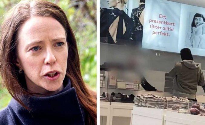 İsveçli bakan: H&M'in yaptığı ırkçılık kabul edilemez