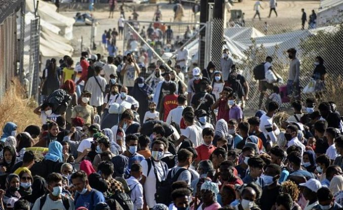 DSÖ: Covid-19 salgını mültecilerin hayatlarını dramatik bir şekilde kötüleştirdi