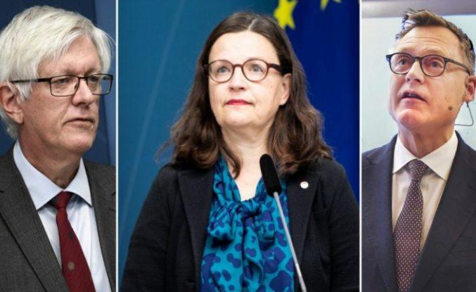İsveç Eğitim Bakanı Anna Ekström'den merakla beklenen uzaktan eğitimle ilgili açıklama