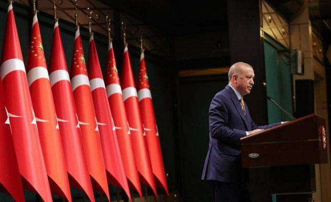 Türkiye'de normalleşme süreci başlıyor