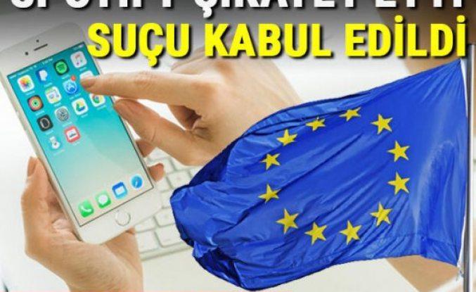 Avrupa'da Apple krizi! İsveçli şikayet etti... Suçu kabul edildi