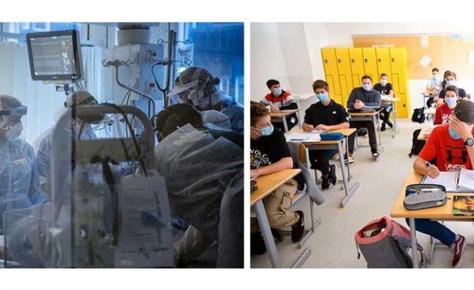 İsveç Öğretmenler Sendika Başkanı, en büyük risk okullarda