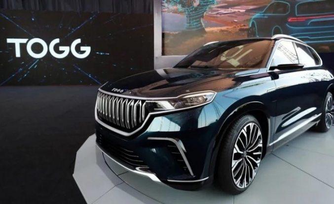 Yerli otomobil TOGG tasarım ödülü aldı
