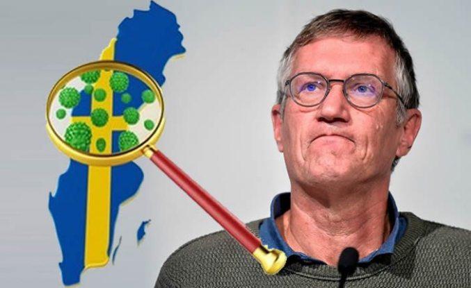 İsveç'te en fazla vaka alfa varyantında görülüyor