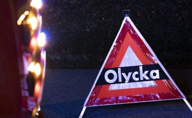 Uppsala'da meydana gelen trafik kazasında üç kişi hastaneye kaldırıldı