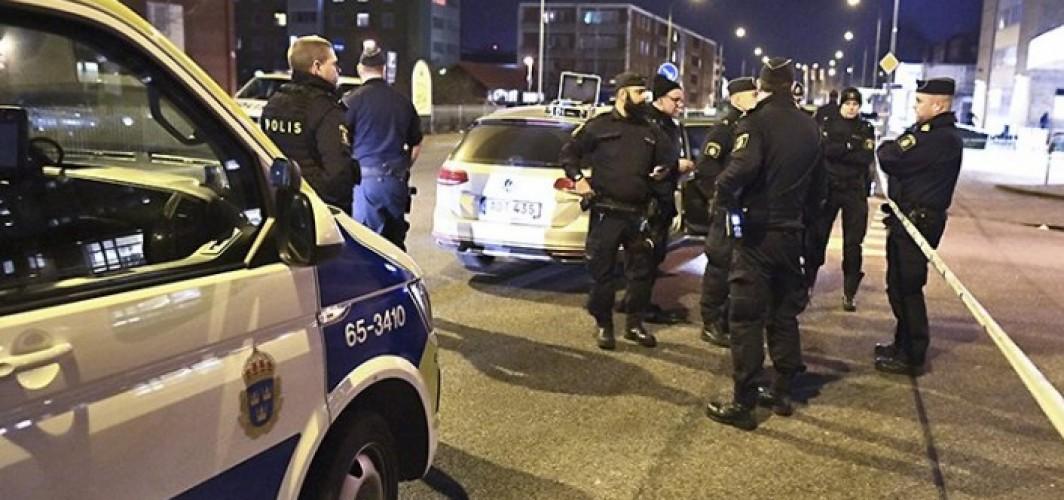 İsveç'te silahlı saldırılarda düşüş