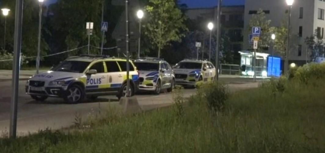 Kista'da silahlı saldırı: 2 kişi yaralandı