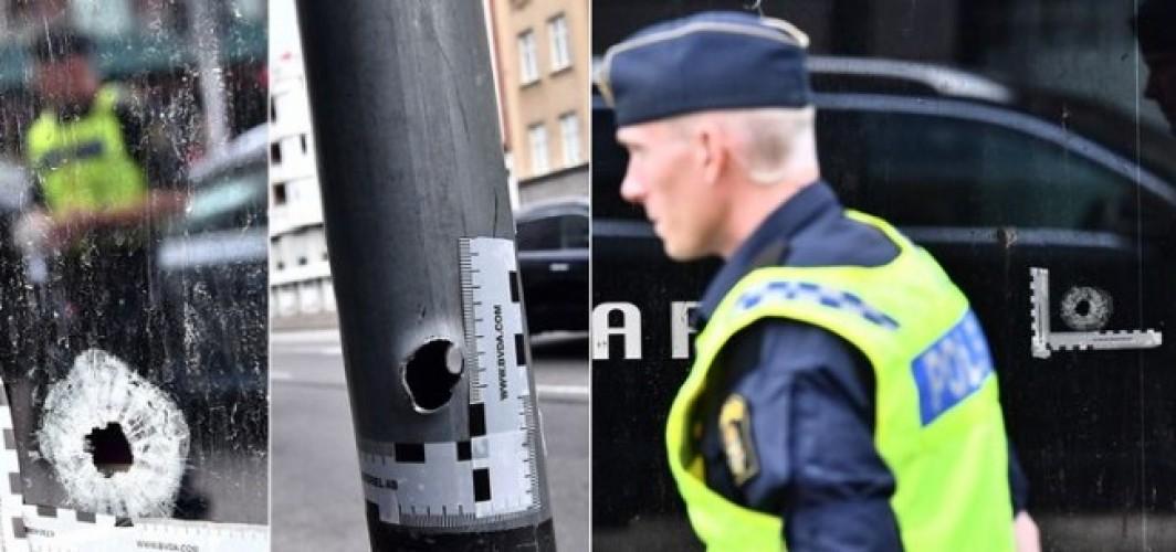 İsveç'te silahlı saldırı sonucu 3 kişi öldü