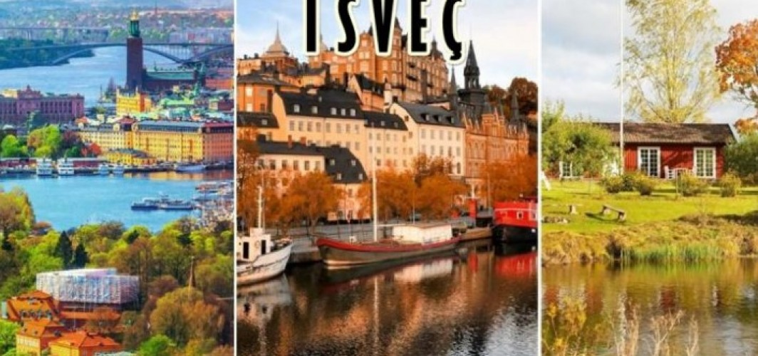 """Gözlerden Uzak ve Huzurlu Bir Tatil İçin En Doğru Adres Olan İskandinav Ülkesi: """"İsveç"""""""