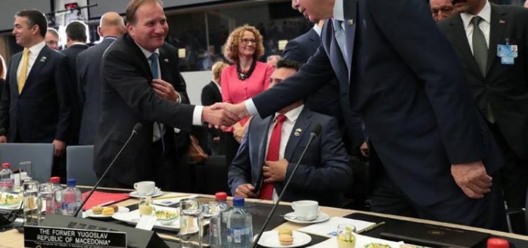 İsveç Başbakanı Löfven, Erdoğan'ı tebrik etti