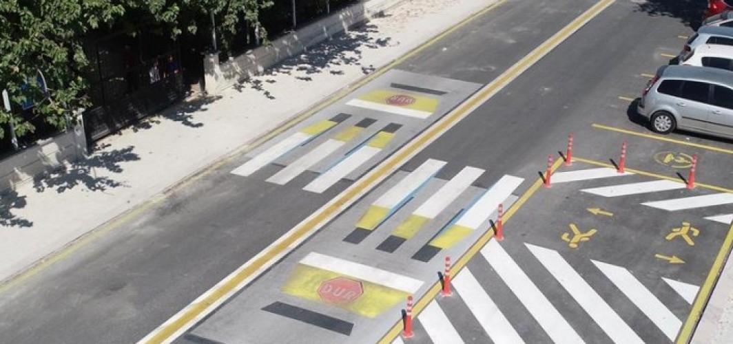 İsveç'te kaldırımda yürüme kuralları değişti