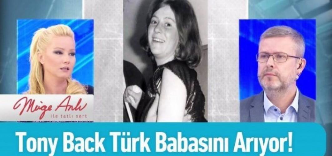 İsveçli Avukat Tony Back'in Türk çıkan babası aranıyor