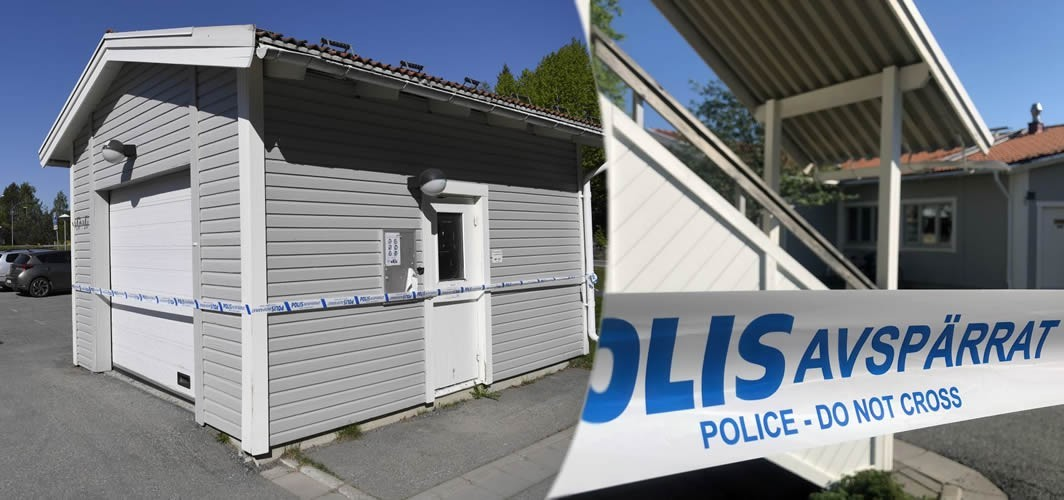 İsveç'te bir kadın ölü bulundu