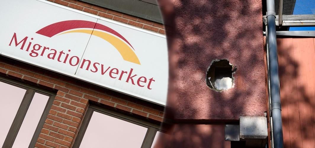 İsveç'te gözaltında tutulan 8 kaçak göçmen havalandırmadan firar etti
