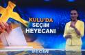 Kulu'daki İsveç Seçimleri Kanal D Haber Bülteninde