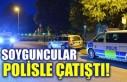 İsveç'te soyguncu polis çatışması iki kişi...
