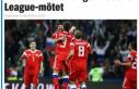 Türkiye yenildi, İsveç üzüldü...