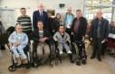 İsveç'ten Türkiye'de 55 Engelli Bireye...