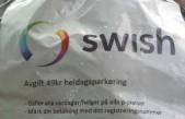İsveç'te otopark dolandırıcılığı