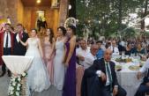 Stockholm muhtarının kızı Karadenizde evlendi