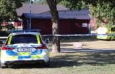 Tensta'da çocuk kreşinin bahçesinde ceset bulundu
