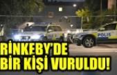 Rinkeby'de bir genç bacaklarından vuruldu!