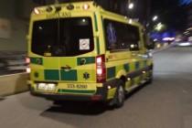 Bir silahlı saldırı olayı da Stockholm'de!