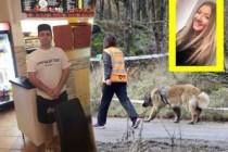 İsveç'te kayıp kızı arayanlara bedava Pizza veren kahraman göçmen