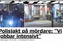Malmö'de vurulan gençlerden biri öldü