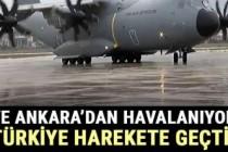 Türkiye Virüs bölgesindeki vatandaşlarını almak için harekete geçti