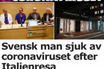 İsveç, Finlandiya ve Fransa'da yeni Kovid-19 vakaları tespit edildi