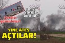 Sınıra göçmen akınında 6'ncı gün; Yunan güvenlik güçleri ateş açtı!