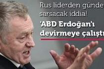 'ABD Erdoğan'ı devirmeye çalıştı'