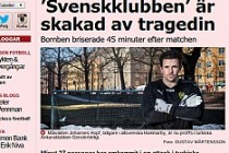 ''Ankara'daki Trajedi İsveç Kulübünü Derinden Sarstı''